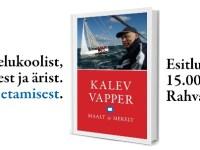 """Kalev Vapper kirjutas raamatu """"Maalt ja merelt"""""""