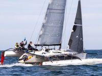 Cremefraes EST727 (SeaCart 32) Janne Riihelä juhtimisel - Foto Piret Salmistu