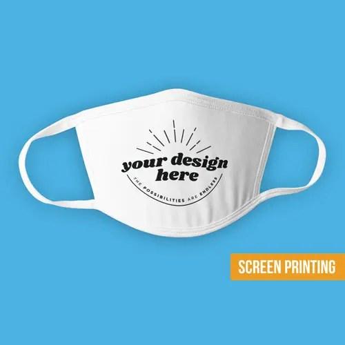 Mask Screen Printing