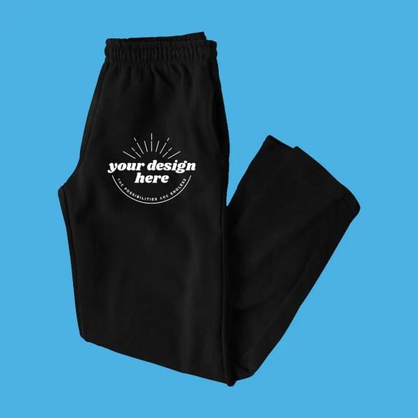 Custom Sweatpants DTG