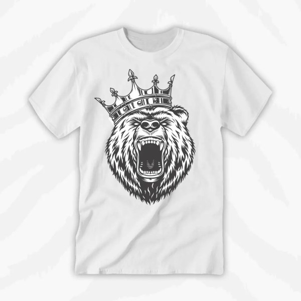 Graphic Tee The King