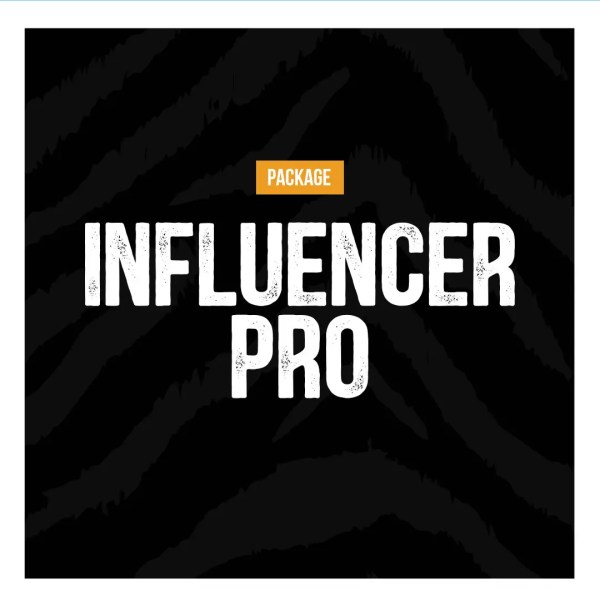 Package Influencer Pro