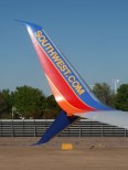 The newer split scimitar winglet