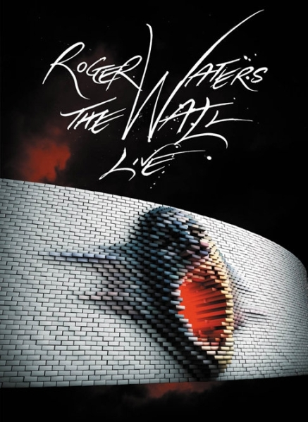 """Poster from """"Roger Waters The Wall Live"""" (2010)"""