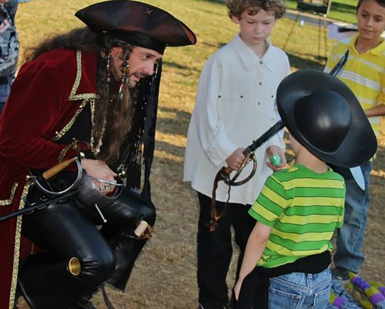 occasional pirate