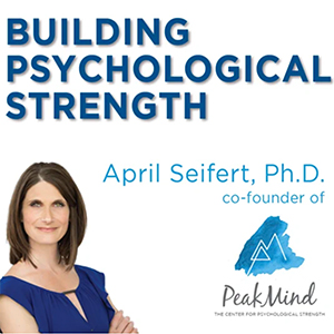 Building Psychological Strength Podcast (16 Oct 2019)