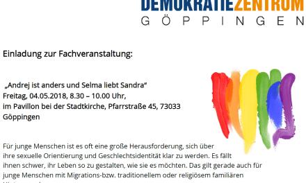 """Andrej ist anders und Selma liebt Sandra"""