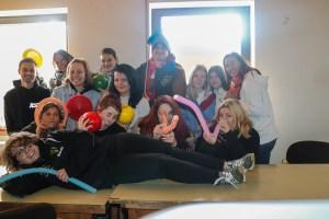Wir alle zusammen hatten am letzten Wochenende auf dem Spielmobilseminar in Ellwangen am Wagnershof sehr viel Spaß und freuen uns auf das Nächste Treffen