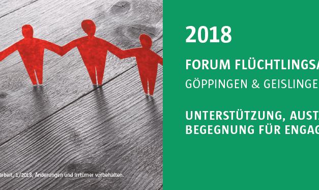 Forum Flüchtlingsarbeit