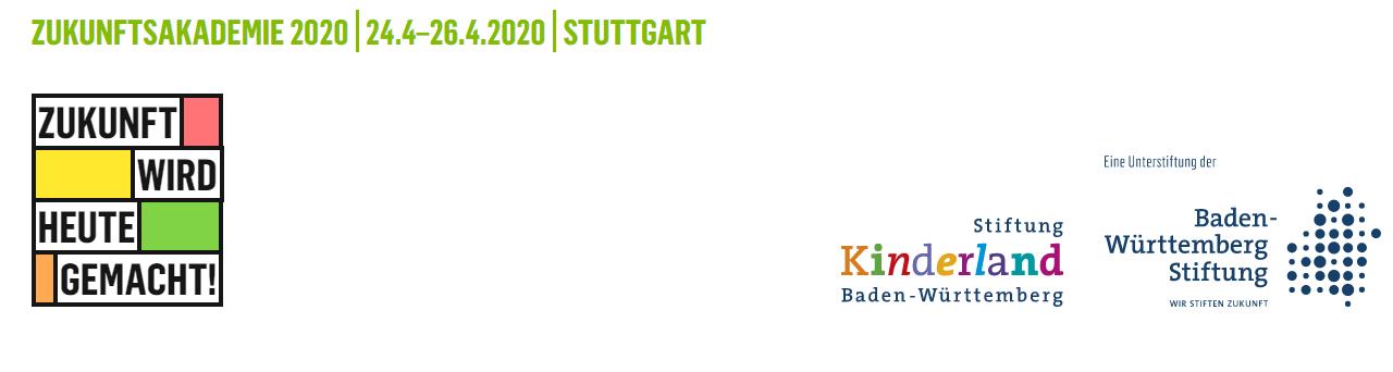 Zukunftsakademie 2020 – Workshop-Wochenende für Jugendliche zwischen 15 und 18  24.-26.4.2020, Stuttgart