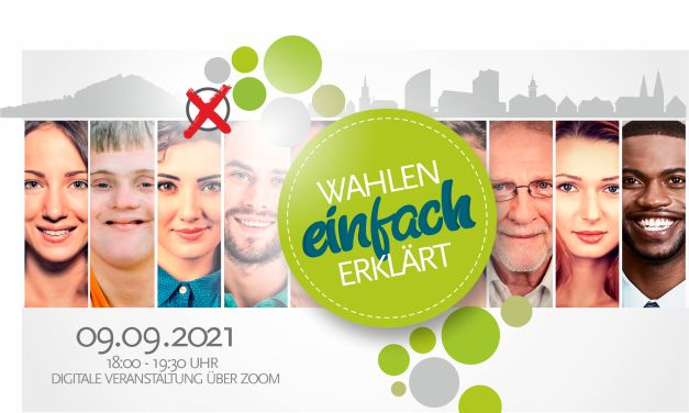 Wahlen einfach erklärt am 09. September 2021