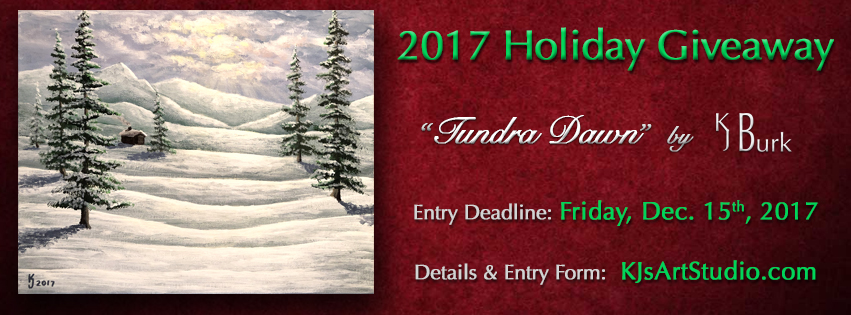 2017 Holiday Painting Giveaway