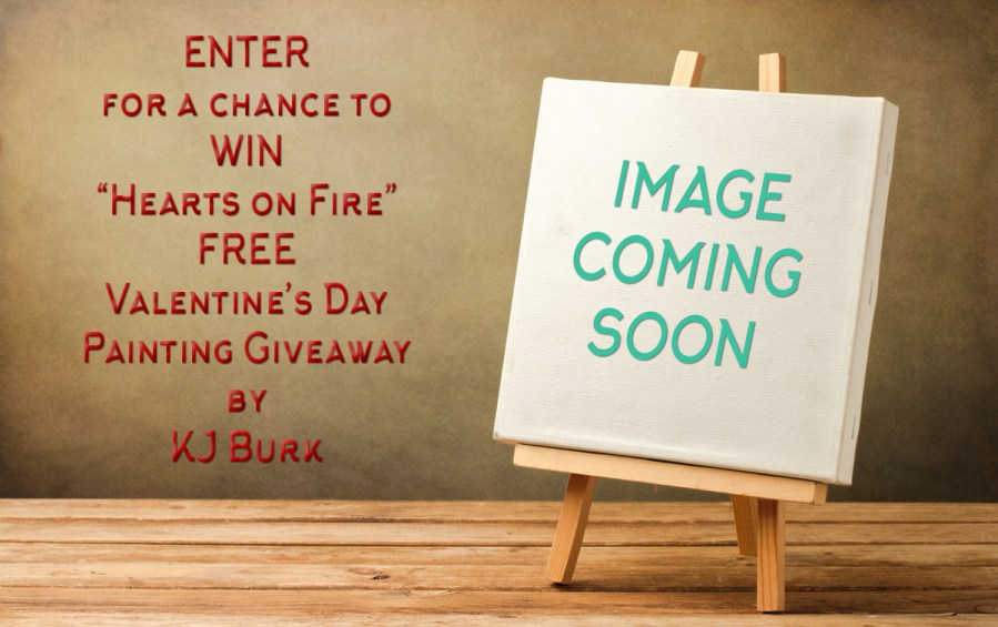2018 Valentine's Day Painting Giveaway