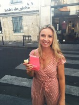 Coconut Macaroon in Paris!