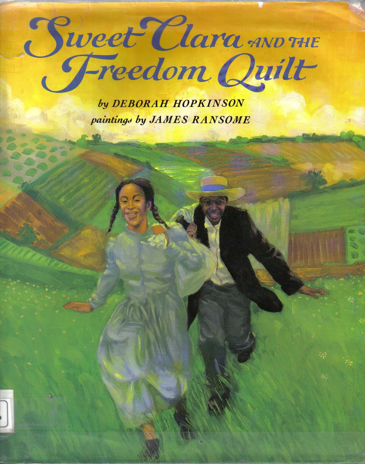 Holly S Educational Blog Historical Fiction Sweet Clara