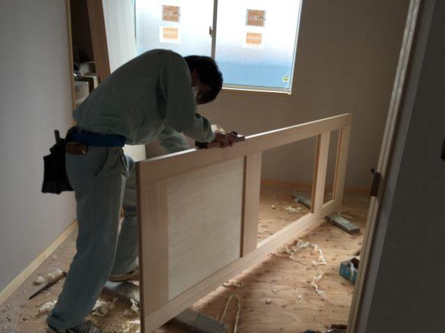 製作建具工事