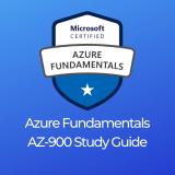Microsoft Azure Fundamentals AZ-900 Study Resources