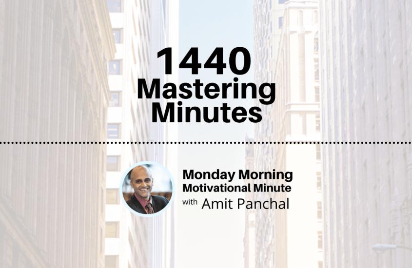 MMMM #2: 1440 Mastering Minutes