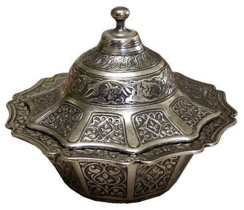Ottoman-Style-Engraved-Copper-Sugar-Turkish-Delight-Candy-Bowl-Antique-Silver-0