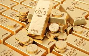 Мохнатое Золото