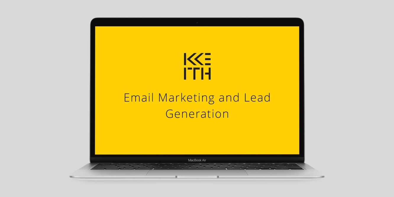 Email Marketing and Lead Gen
