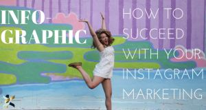 Free Info-graphic On Instagram Marketing