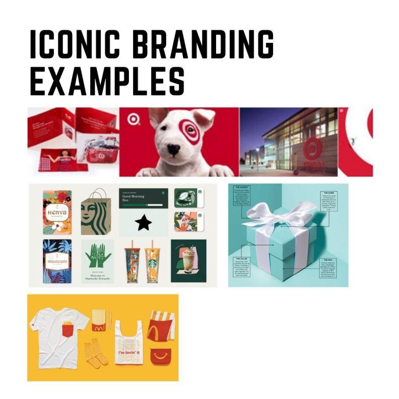 iconic branding examples