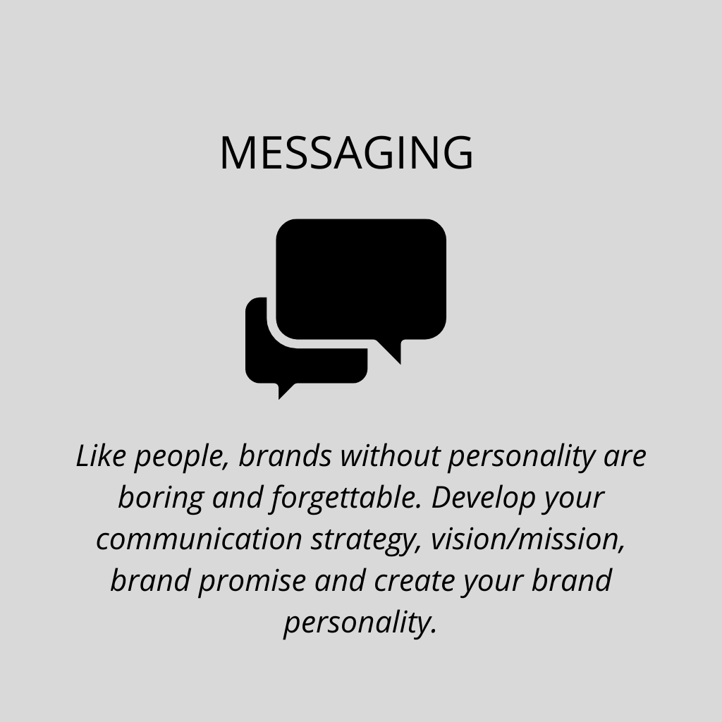 messaging graphic