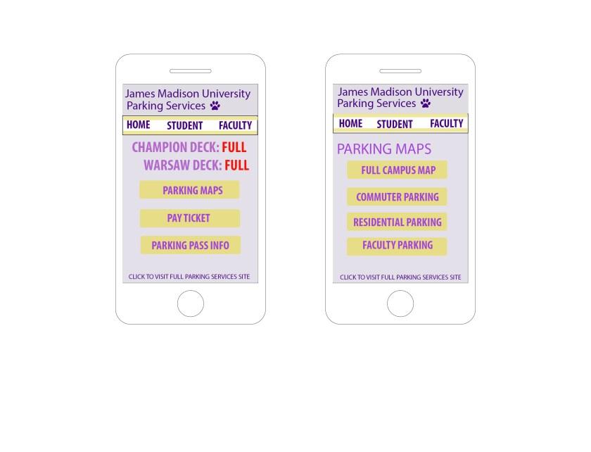 jmu-parking-app-mockups