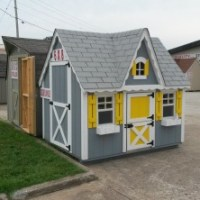 6x8 Playhouse