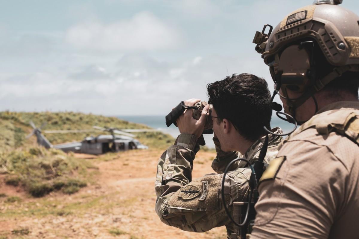 Foto: US Army photo by Caleb Woodburn.