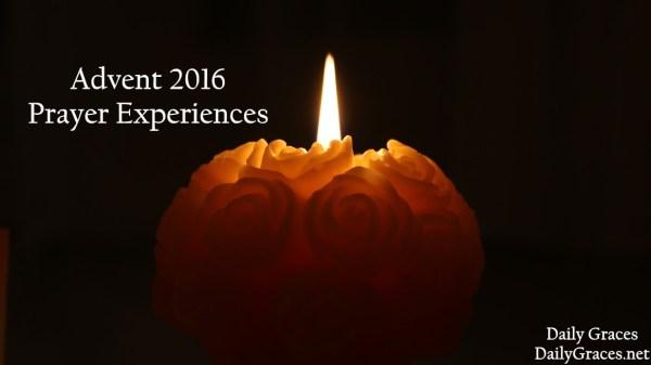 Advent Prayer Experiences – 2016 – Daily Graces