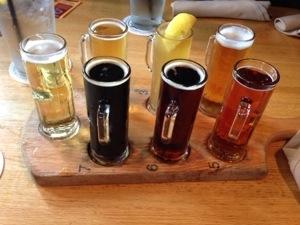 色々あって面白い!アリゾナの地ビール飲み比べ