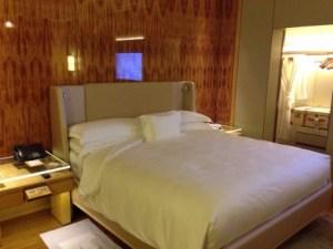 リッツカールトンシンガポールに宿泊
