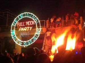ヤバすぎる!パンガン島のフルムーンパーティーの体験談