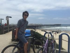 美しい街ラホヤをサイクリング@サンディエゴの旅