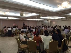 大盛況!ゲームイベント&コンサル生と食事会