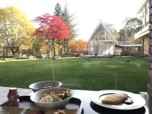 長野県の駒ヶ根へ紅葉を見に行ってきました