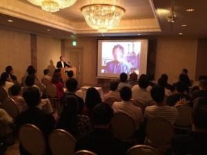 ホーチミンから日本へ、ライブ中継セミナーを開催