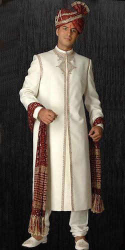マレーシア結婚式 インド系 男性服