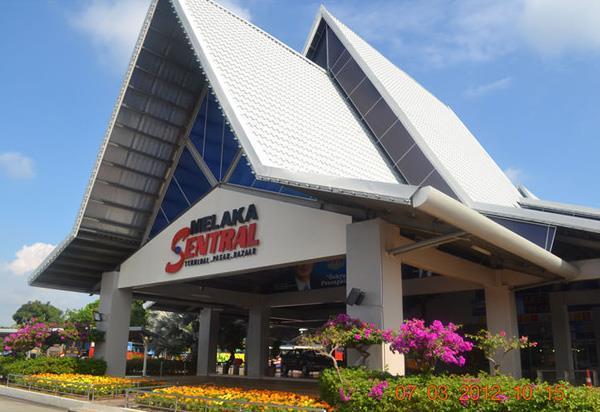 マレーシアバスターミナル