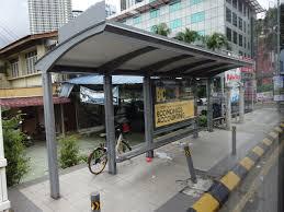 クアラルンプール バス停