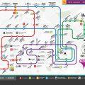 クアラルンプールの無料バスでKL観光!路線図と共に使い方を解説!