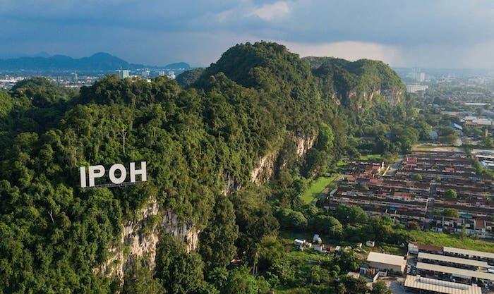 マレーシア イポー 行き方