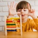 Eenvoudig coöperatief leren tellen met kleuters