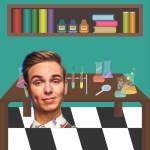 Plusopdracht: Leren van proefjes met Dylan Haegens