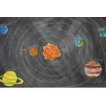 Werkblad: Leren over de planeten in ons zonnestelsel