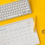 Download GRATIS een leerkrachten agenda 2021-2022