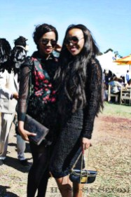 Me and Uyanda Mbuli