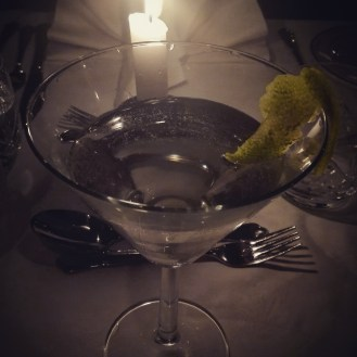 Martini (stirred)